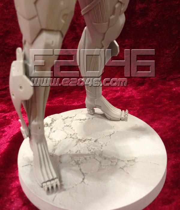 [Gecco,  Mamegyorai] Metal Gear Rising: Revengeance - RAIDEN White Armor 1/6 - SDCC2015 Exclusive 44e5c56c8d301e5a329e9526a95e36fe_8