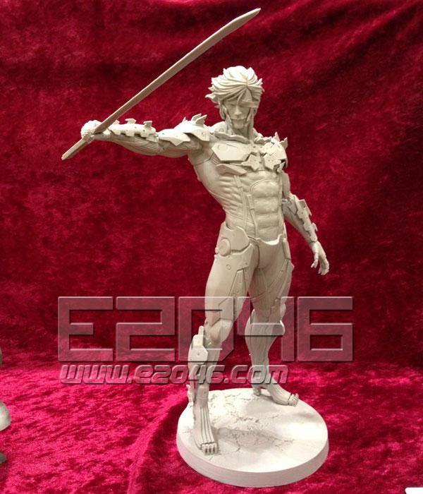 [Gecco,  Mamegyorai] Metal Gear Rising: Revengeance - RAIDEN White Armor 1/6 - SDCC2015 Exclusive 6a3054a3d6f87ce1e407bd923b0b1820_6