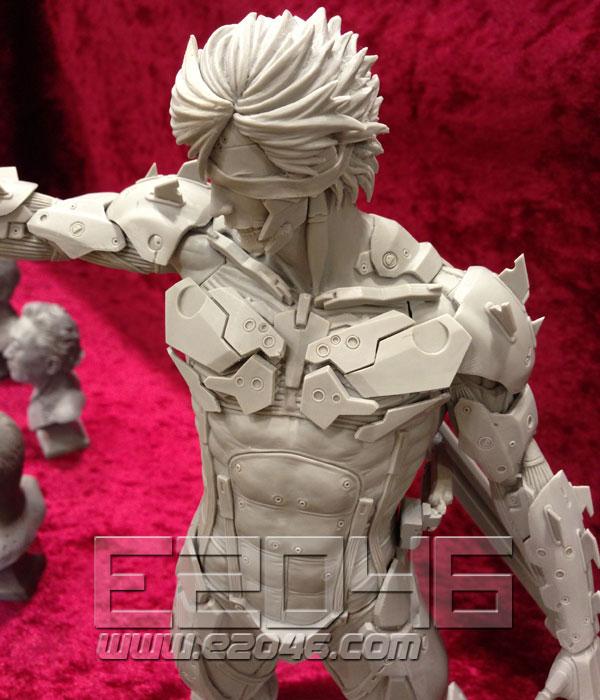 [Gecco,  Mamegyorai] Metal Gear Rising: Revengeance - RAIDEN White Armor 1/6 - SDCC2015 Exclusive 87f026a99924674168c154c349aec669_12