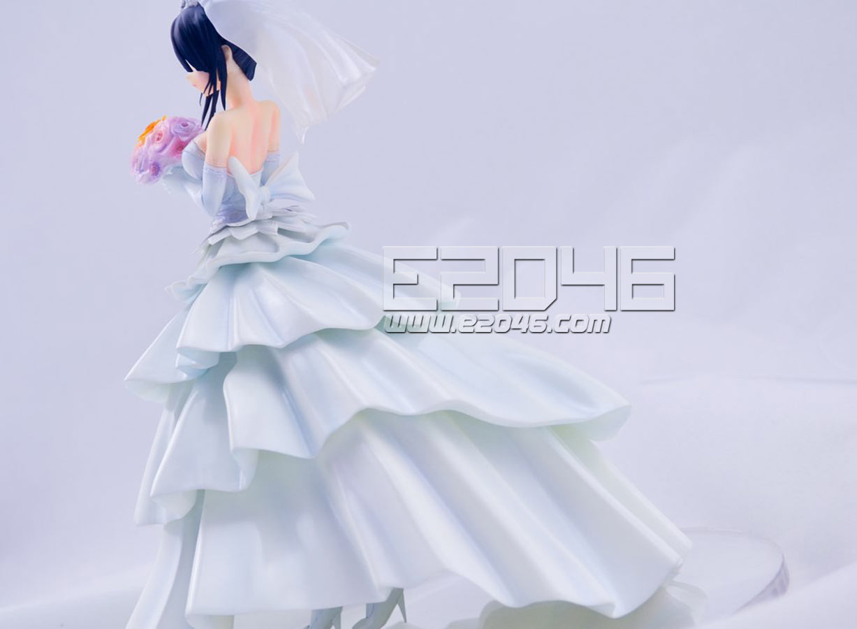 Kurumi tokisaki wedding dress